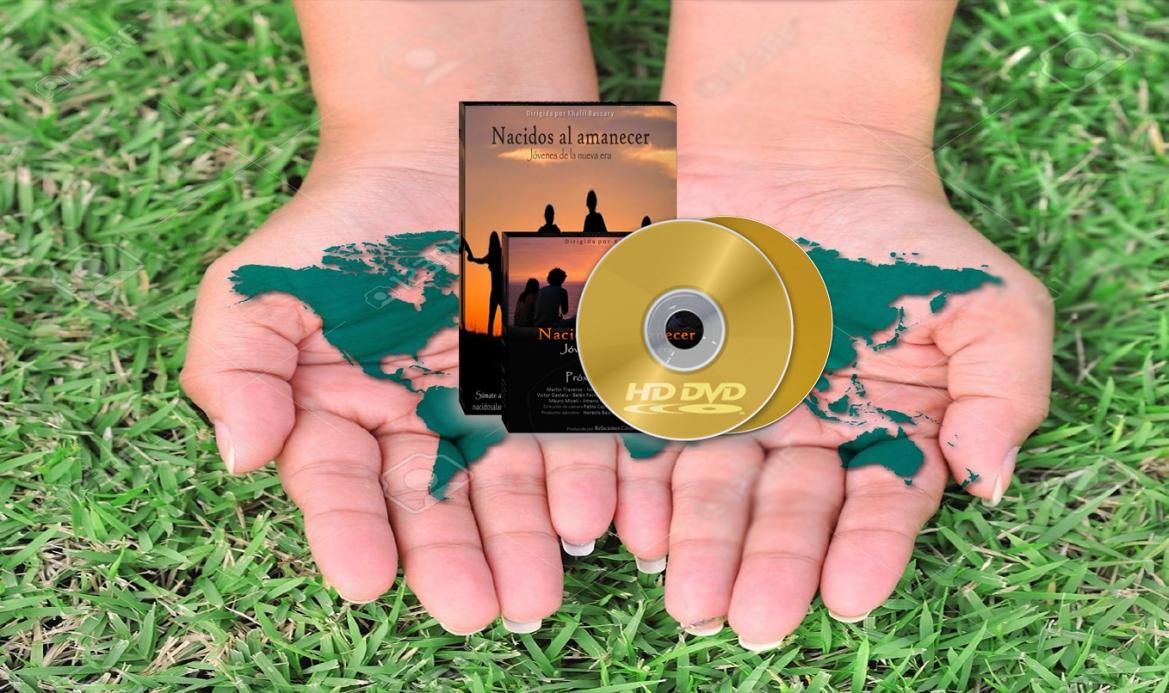 manos, dvd, nacidos al amanecer
